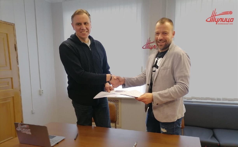 Александр Перепёлкин останется главным тренером ВК «Тулица»