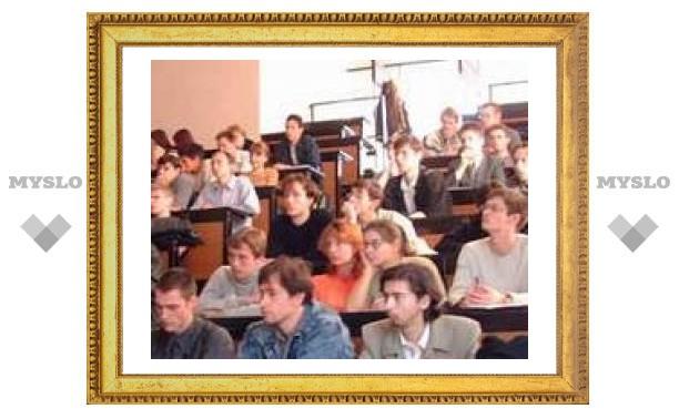 Насколько повысят стипендию тульским студентам