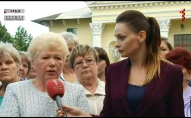 Жители Новомосковска попросили Груздева внести изменения в Жилищный кодекс