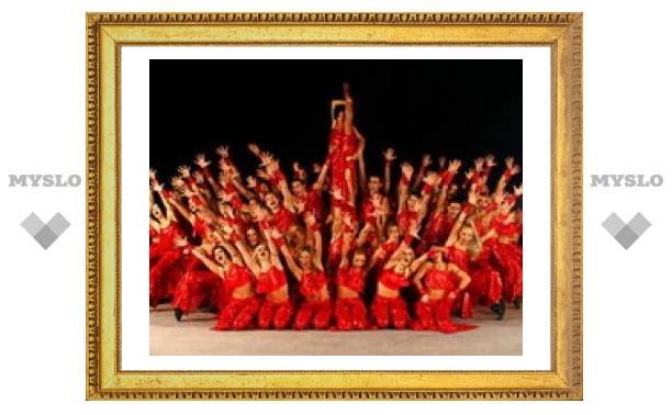 Сегодня в Туле праздник танцев
