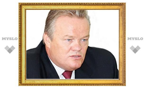 Председатель Тульского областного суда добровольно сложил с себя полномочия