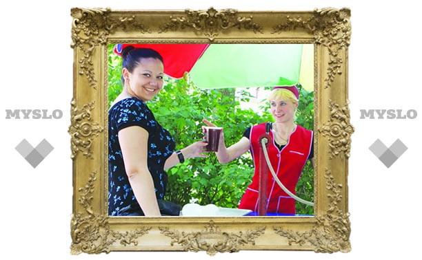 Щекинский квас: натуральный и вкусный