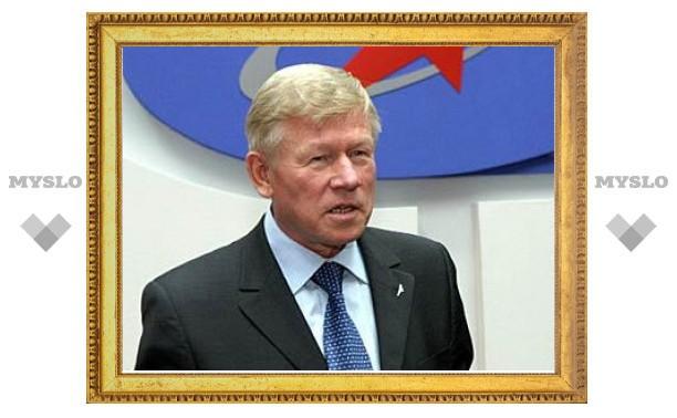 """Роскосмос рассказал о повреждениях """"Союза"""""""