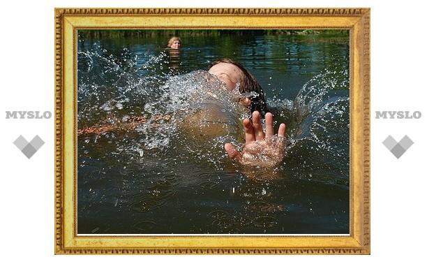 В Щекинском районе утонул подросток