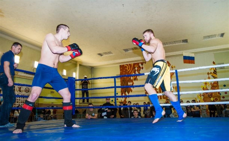 Тульские борцы отправятся на соревнования в Нижний Новгород