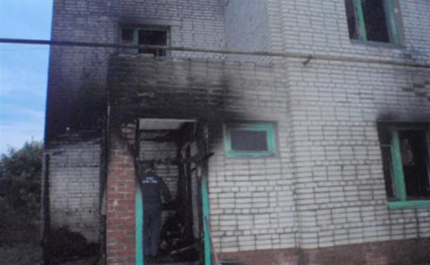 По гибели четырех человек в Тульской области проводится доследственная проверка