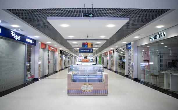 Торговые центры в Тульской области будут открывать в два этапа