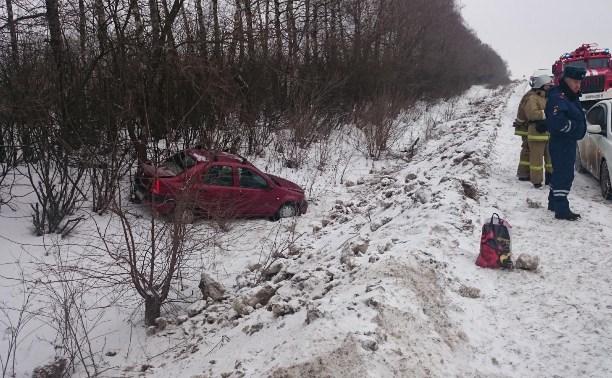 На дороге «Тула – Новомосковск» в результате ДТП пострадали двое детей