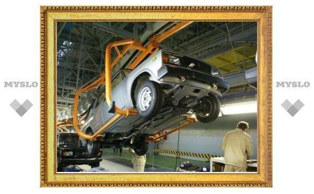 """""""ИжАвто"""" начнет выпуск шести моделей Nissan и Renault"""