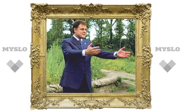 Губернатор Владимир Груздев: Никто, кроме вас, порядок наводить здесь не будет!