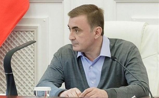 Алексей Дюмин в 2018 году заработал более 6,5 млн рублей