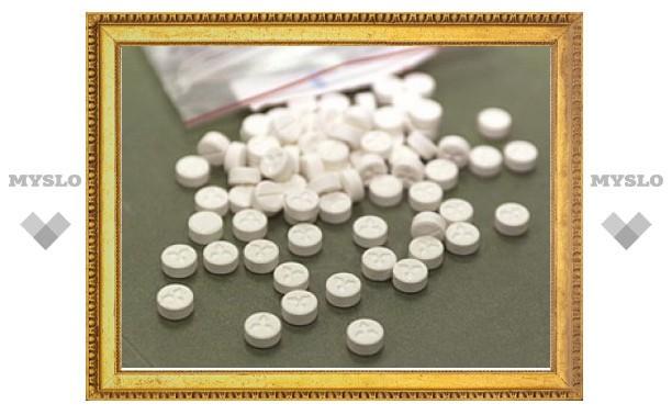 С начала года тульские наркополицейские изъяли более 63 килограммов наркотиков