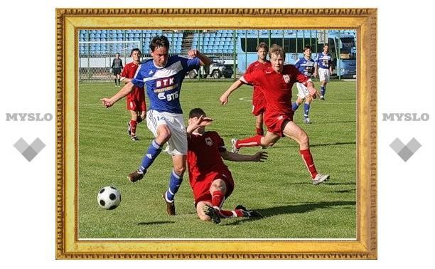В Тульской области воскресят футбол
