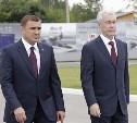 Мэр Москвы прибыл в Тулу с рабочим визитом