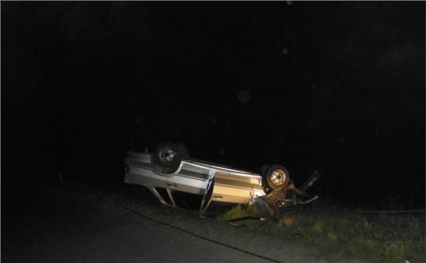 За выходные в Тульской области в ДТП ранено семь человек
