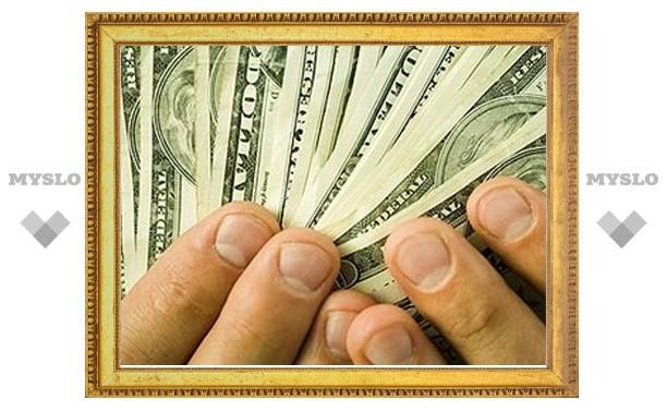 Курс доллара вырос на 44 копейки в первые минуты торгов на ММВБ