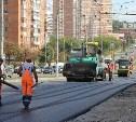 Завершается ремонт перекрытого участка по ул. Ложевой: фоторепортаж