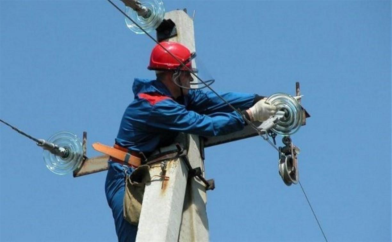 Где в Туле 16 октября не будет электроэнергии