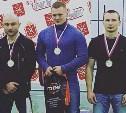 В Туле прошел чемпионат по классическому жиму лёжа