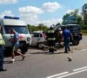 Три человека погибли в ДТП под Товарково в Тульской области