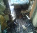 Кимовские пожарные спасли 10 человек из горящего дома