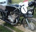 В Калуге на фестивале показали мотоцикл из частного тульского музея
