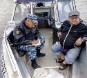 В Поленово Тульской области устроили облаву на рыбаков