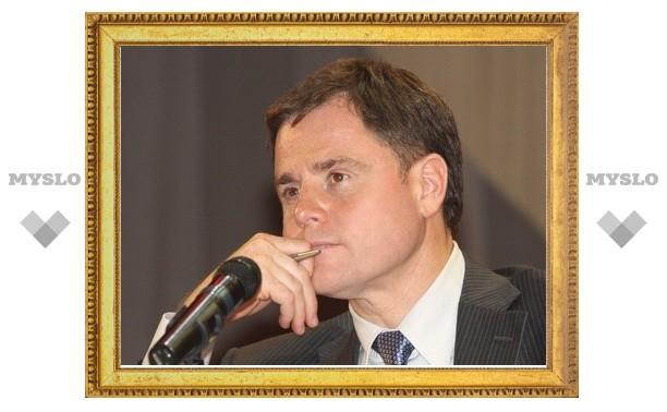 Владимир Груздев не собирается покидать Тульскую область