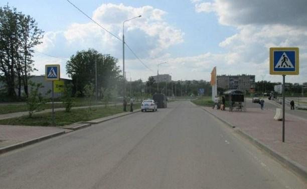 В Туле 15-летняя девочка попала под колеса автомобиля