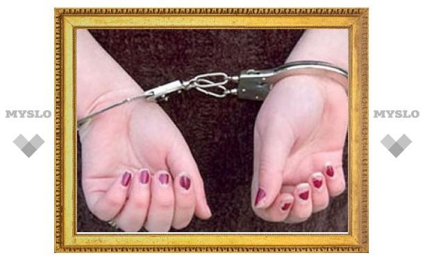 Тулячка задержана в Москве за организацию секс-притона