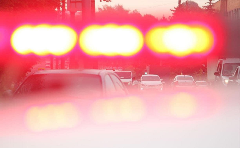 В Туле пьяный вызвал ДПС, скорую и МЧС нетрезвому мужчине, который сутки назад упал с мотоцикла