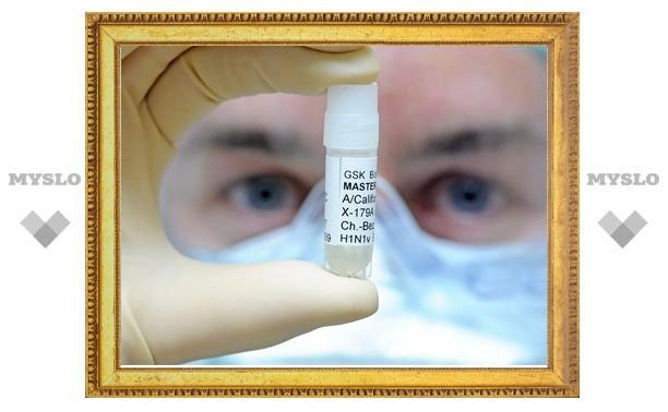 В Туле растет число заболевших вирусными инфекциями