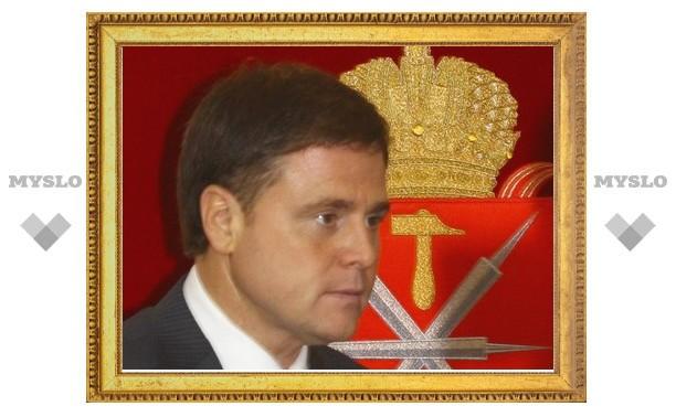 Владимир Груздев отметил непростую ситуацию развития г. Донской
