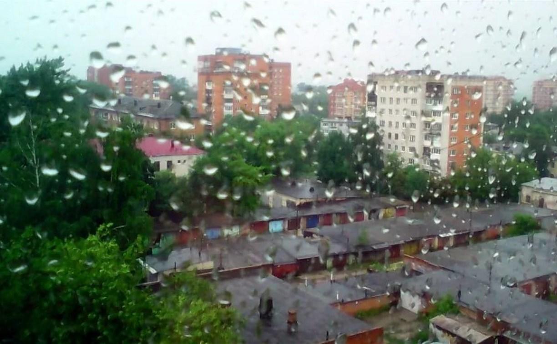 Погода в Туле 19 мая: дождь с грозой и до +23 градусов