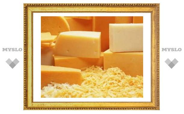 Внимание! В Тулу может попасть некачественный сыр