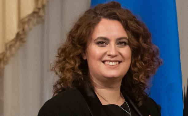 Конкурс Myslo «Красота против пандемии»: Мария Агафонова – врач-реаниматолог