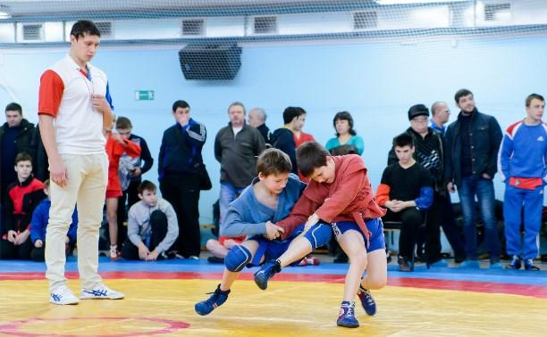 В Туле прошёл турнир по самбо памяти Тимофея Шарыпова