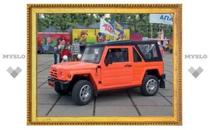 В Тольятти будет выпускаться трансформер Stalker на базе автомобилей Lada