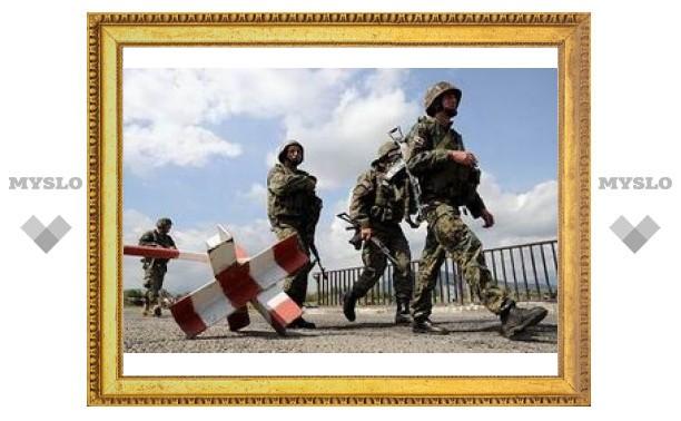 Грузия направит в Афганистан пехотную роту и батальон