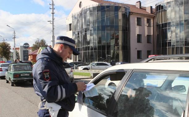 Сотрудники ГИБДД и судебные приставы арестовали имущество у девяти туляков