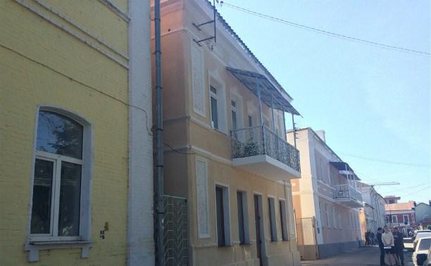 В Туле отремонтировали первые дома по программе капремонта