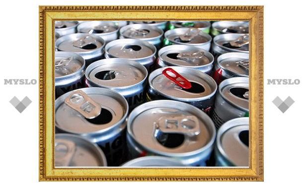 Слабоалкогольные энергетики скоро запретят