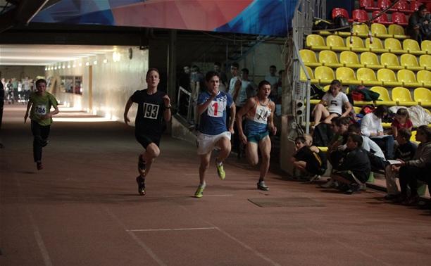 В Туле завершилось первенство спортшколы по легкой атлетике