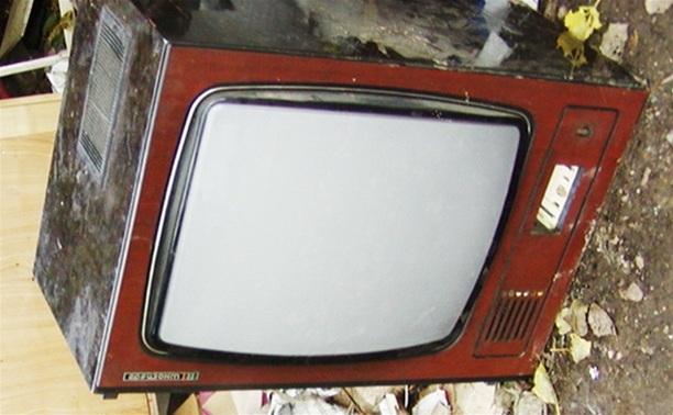 Житель Щекинского района убил друга телевизором