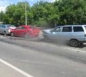 В тройном ДТП под Тулой пострадали несколько человек