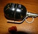 В Туле на ул. 9 Мая в кустах нашли гранату