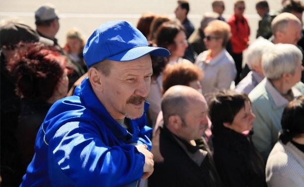 Тульские власти помогут коммунальщикам получить задержанную зарплату