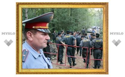 В убийстве сотрудника Узловского ОВД есть подозреваемые