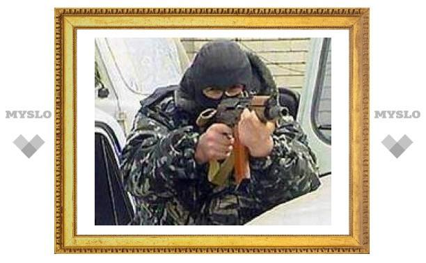 Тульские милиционеры ликвидировали боевиков