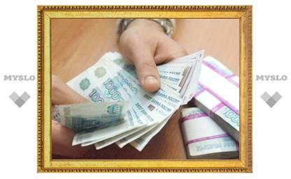 32,3% областного бюджета ушло на зарплату